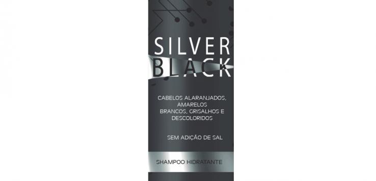 Linha Silver Black Home Care