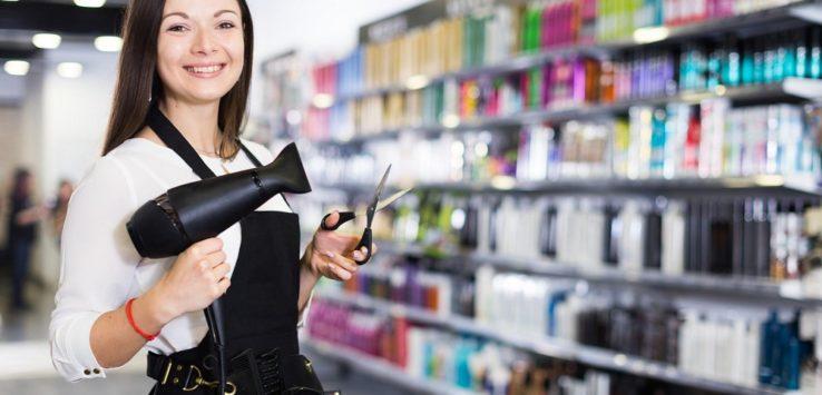 impulsionar as vendas nos salões de beleza
