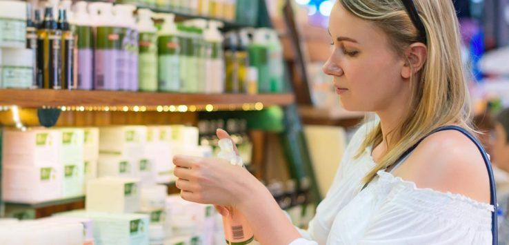 distribuidor de cosméticos